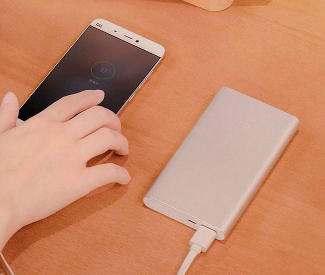 аккумулятор Xiaomi Power Bank 2 10000